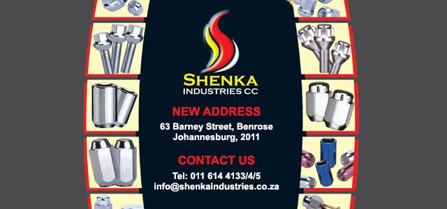 Shenka Contact Details